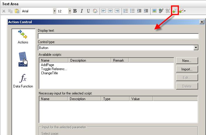 votolab | tech post: Using Script Controls to automate tasks